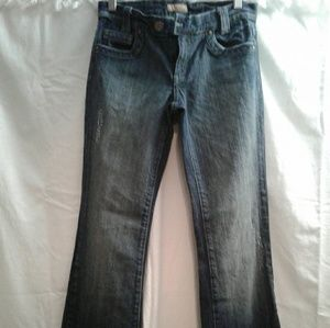 See Thru Soul Distressed Jeans